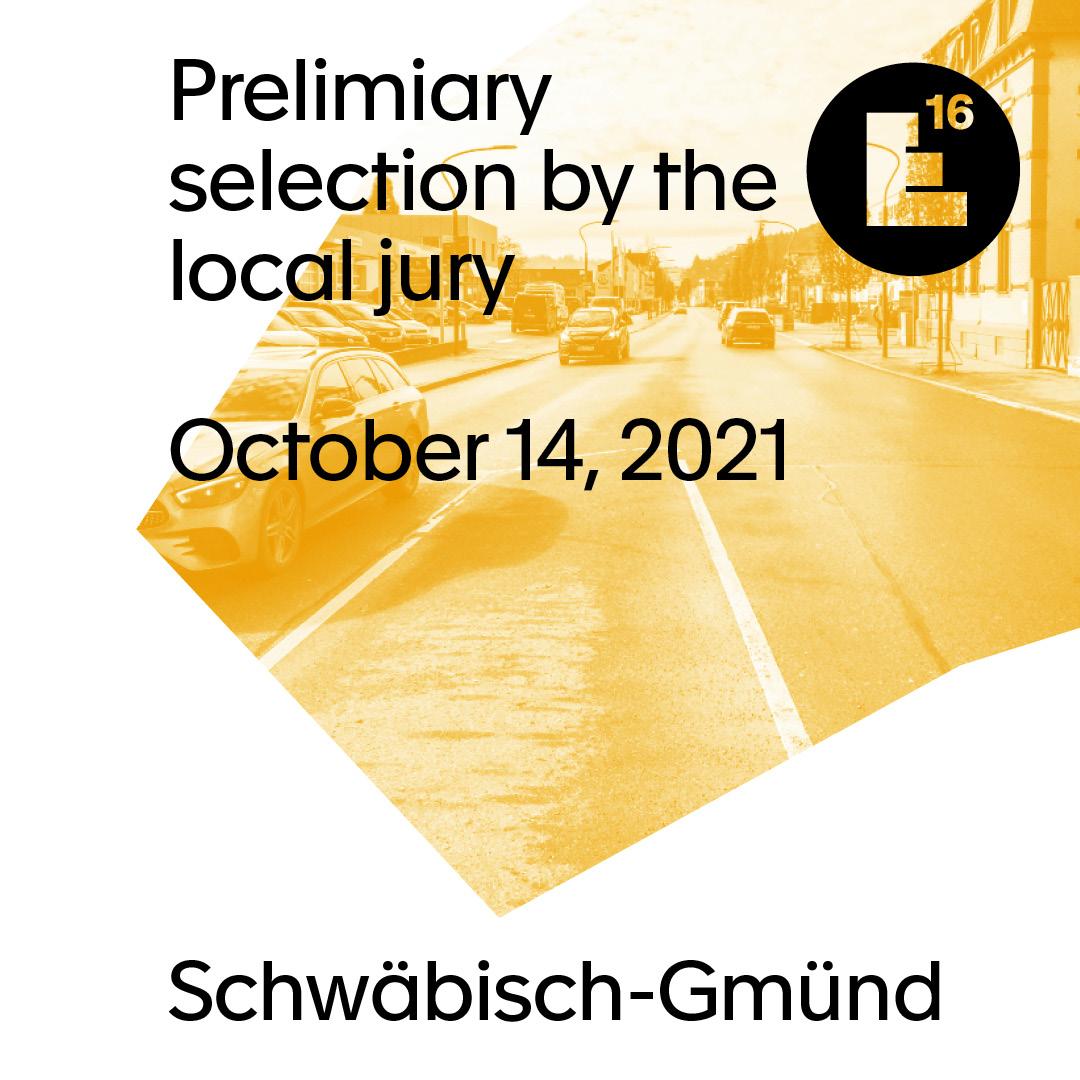 Lokale Jurysitzung in Schwäbisch Gmünd