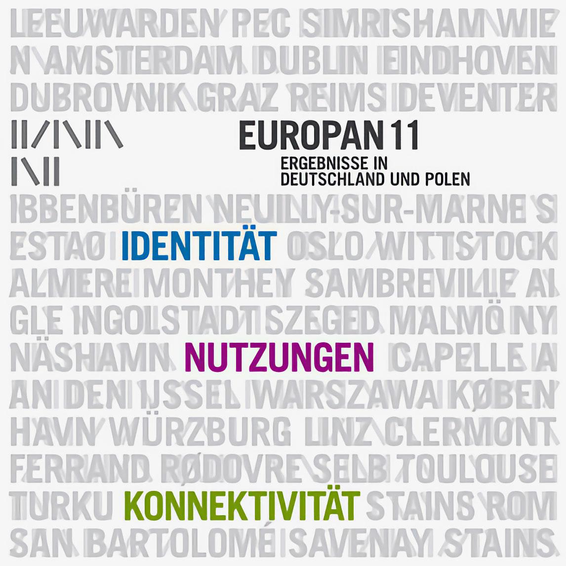 Europan 11<br /> Städtische Gebiete und Lebensmodelle im Einklang / Welche Architektur für nachhaltige Städte?