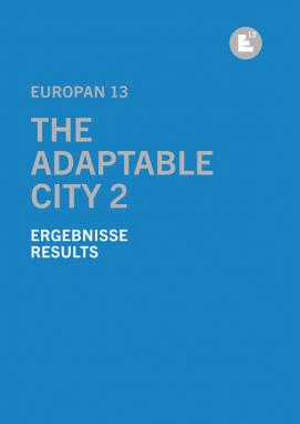 Europan 13<br /> The Adaptable City 2